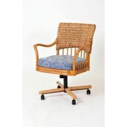 Key Largo Tilt Swivel Caster Chair