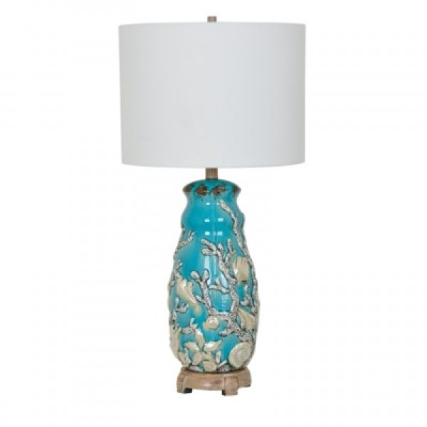 Reef Table Lamp Set