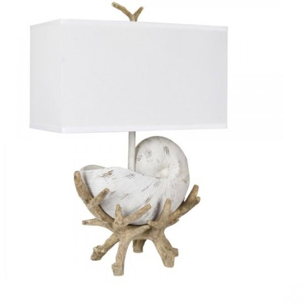 Sleeping Shell Table Lamp