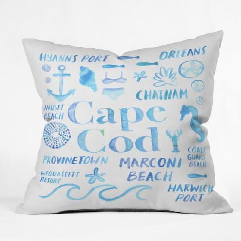Cape Cod Decorative Pillows