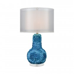 Portonovo Blue Table Lamp