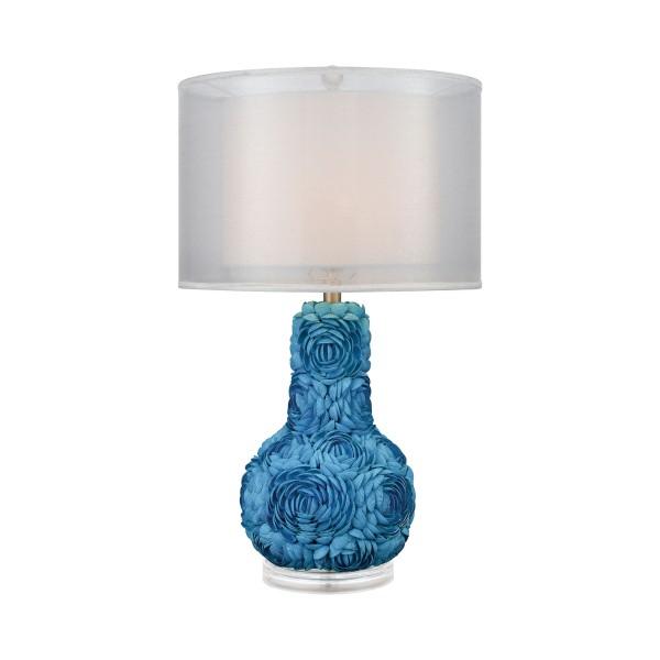 Portonovo Blue Table Lamp