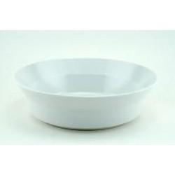 "Galleyware Solid Color Melamine Non-skid 8"" Serving Bowl"