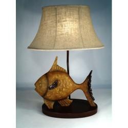 Large Fish Lamp