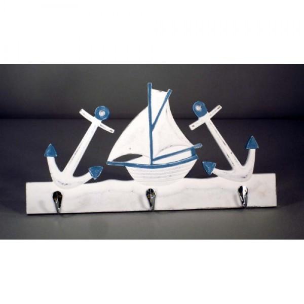 Anchor /sailboat Wall Hook