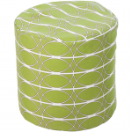 Storm Pouf by Surya