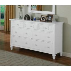 Oceanside 7 Drawer Dresser