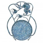 Fish and Sea horse Back Chairs (2)