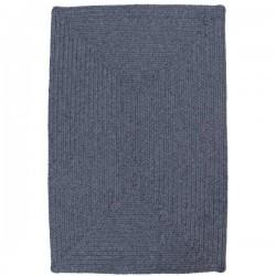 Ultra Durable Braided Rugs Azure