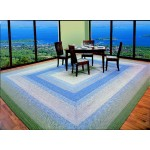 Cotton Braided Rugs Seascape